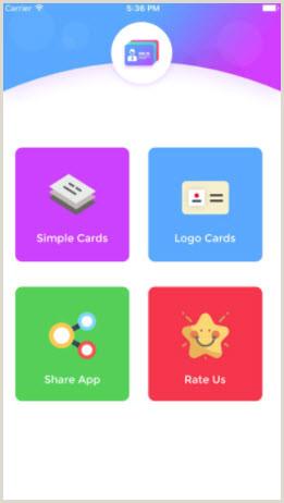 Best Business Card Maker App Best Business Card Maker Apps In 2020 Softonic