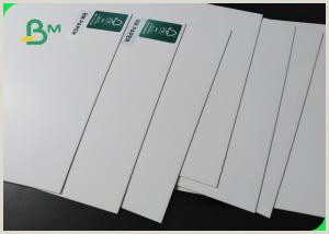 Best Business Card Printing Company Single Side Coated Ivory Board Paper Surface Smooth 350gsm