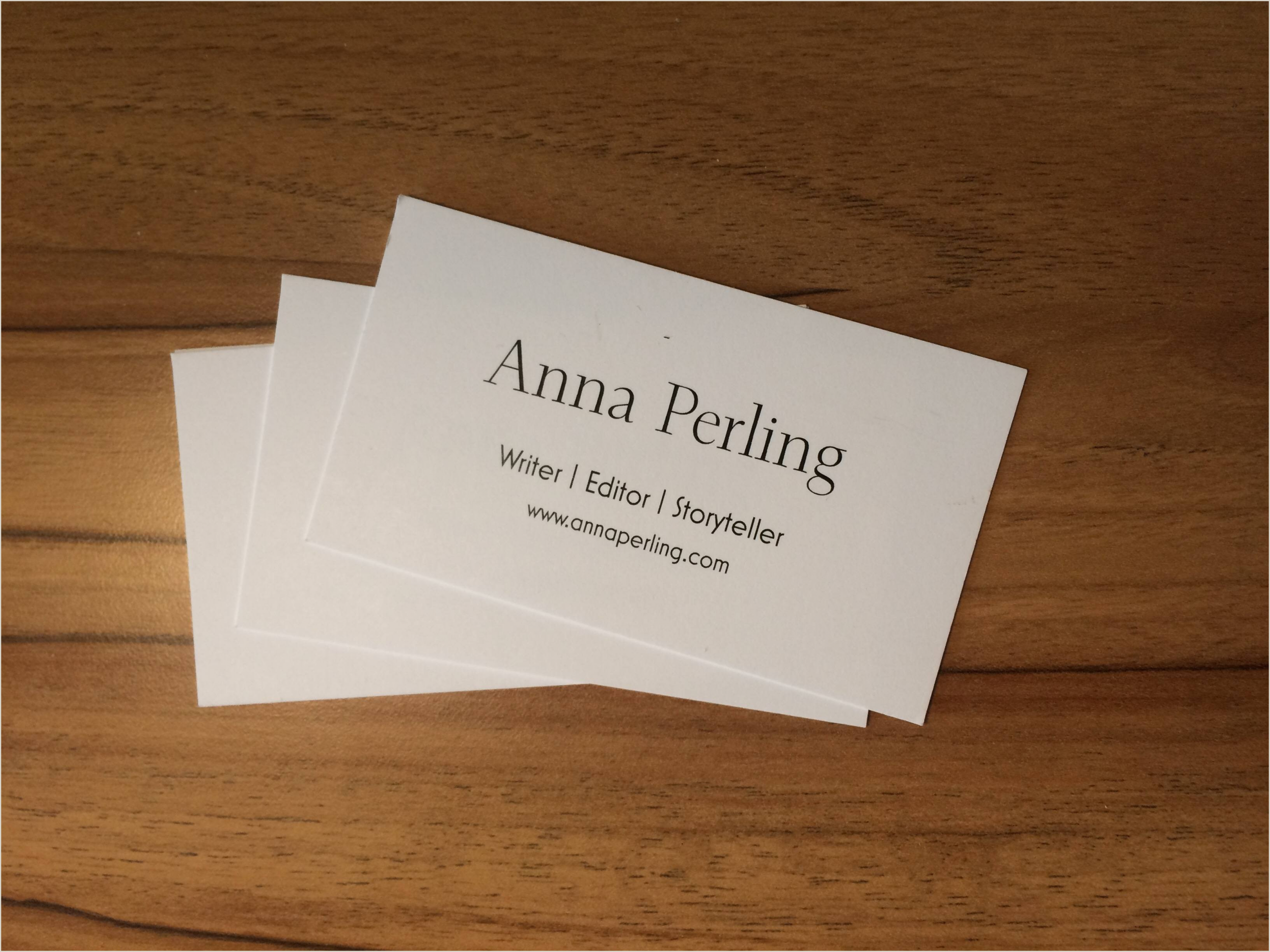 Best Business Card Printing Service The Best Business Card Printing Services