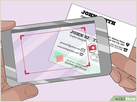 Best Business Cards App How To Manage Numbers Of Business Cards Effectively