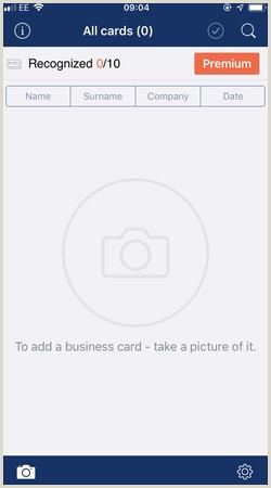 Best Business Cards App The 10 Best Business Card Scanner Apps Contacts Mentor