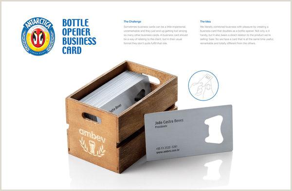 Best Business Cards Beer Opener Beer Lover Business Cards Bottle Opener Business Card