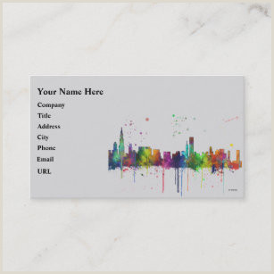 Best Business Cards Chicago City Chicago Business Cards Business Card Printing
