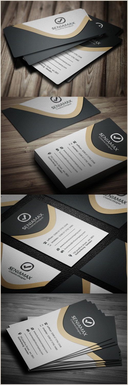 Best Business Cards Companies 20 Best Corporate Business Cards Designs For Your Inspiration