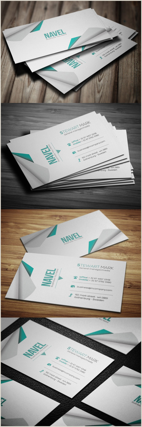 Best Business Cards Company 20 Best Corporate Business Cards Designs For Your Inspiration