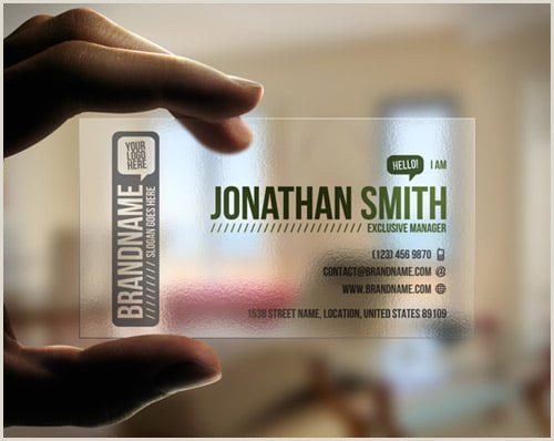 Best Business Cards Content 50 Awesome Business Card Ideas Designrfix
