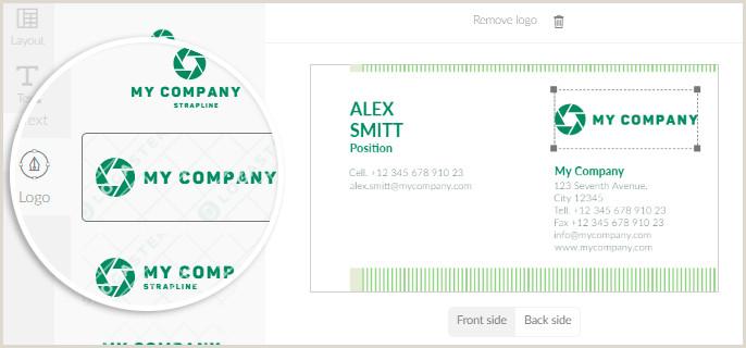 Best Business Cards Create Online Logaster