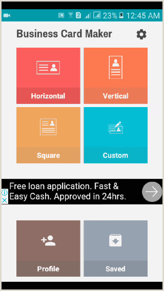 Best Business Cards Creator App 6 Best Business Card Design Apps For Android