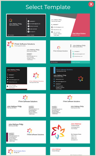 Best Business Cards Creator App Best Business Card Maker Apps In 2020 Softonic