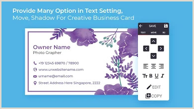 Best Business Cards Creator App Business Card Maker Free Visiting Card Maker Photo Apps On