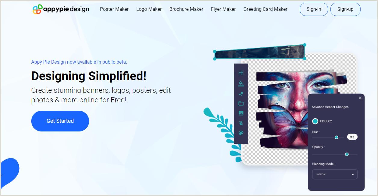 Best Business Cards Creator App Free Business Card Maker