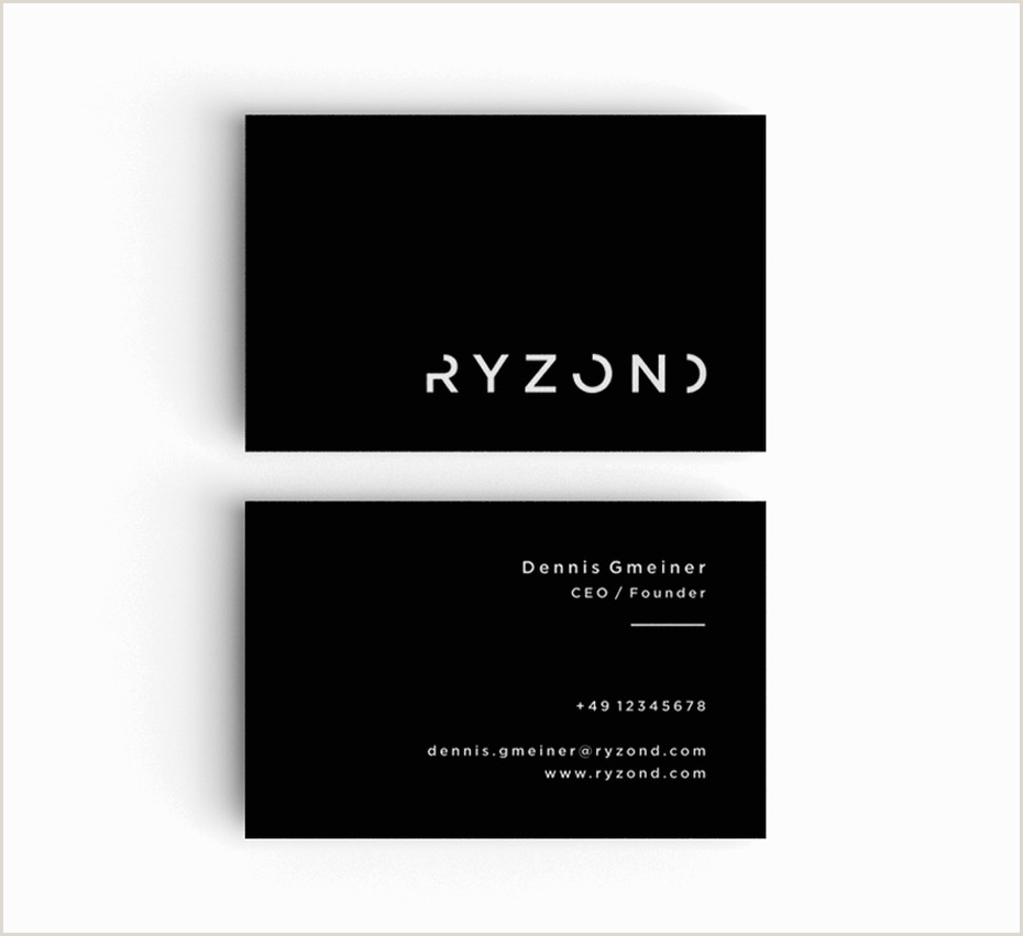 Best Business Cards Deal 2020 The 11 Biggest Business Card Trends 2020