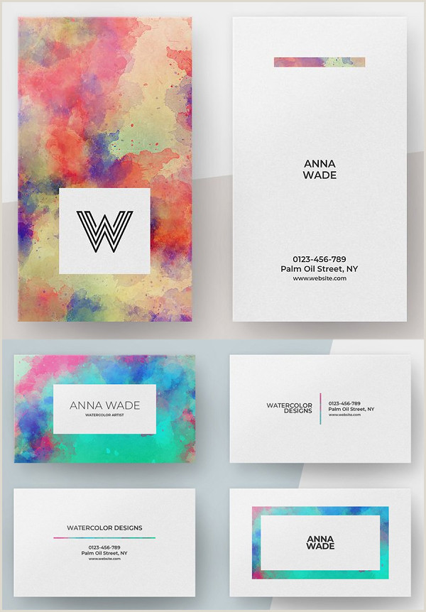 Best Business Cards Design 2020 25 Best Business Card Templates For 2020