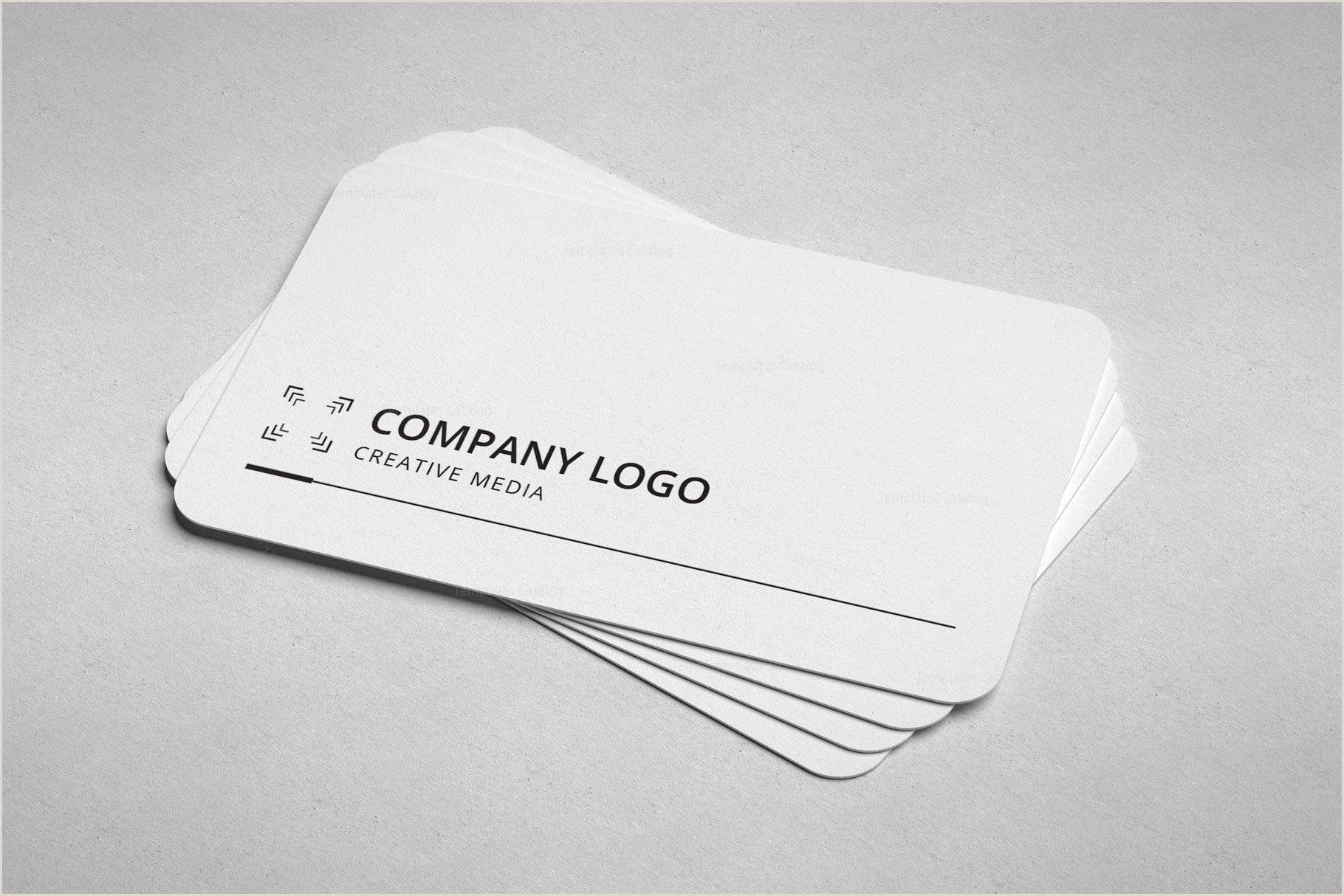 Best Business Cards Design Sales Professional Salesman Professional Business Card Design