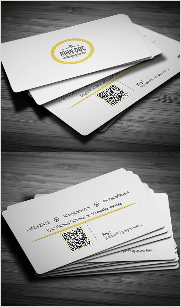 Best Business Cards Desing 80 Best Of 2017 Business Card Designs Design
