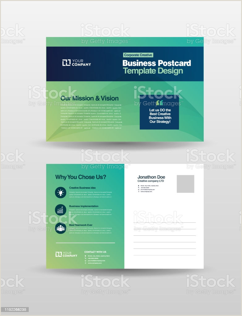 Best Business Cards Desing Corporate Professional Business Postcard Design Event Card Design Direct Mail Eddm Template Invitation Design Stock Illustration Download Image Now