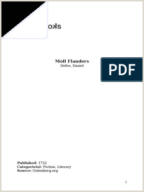 Best Business Cards Dun Bradbury Book 1 Moll Flanders Pdf Daniel Defoe