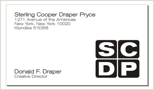 Best Business Cards Dun Bradbury Don Draper S Business Card By Redraspus On Deviantart