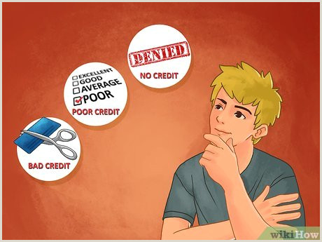 Best Business Cards For Bad Credit 3 Ways To Get A Motorcycle Loan With Bad Credit Wikihow