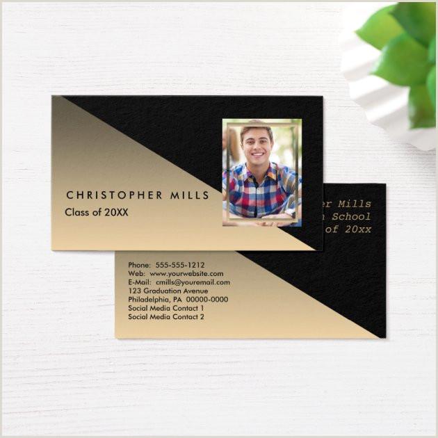 Best Business Cards For Business School Grads 100 Best Graduation Business Cards