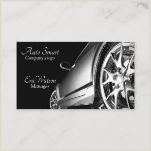 Best Business Cards For Car Salesman Car Dealer Business Cards Business Card Printing