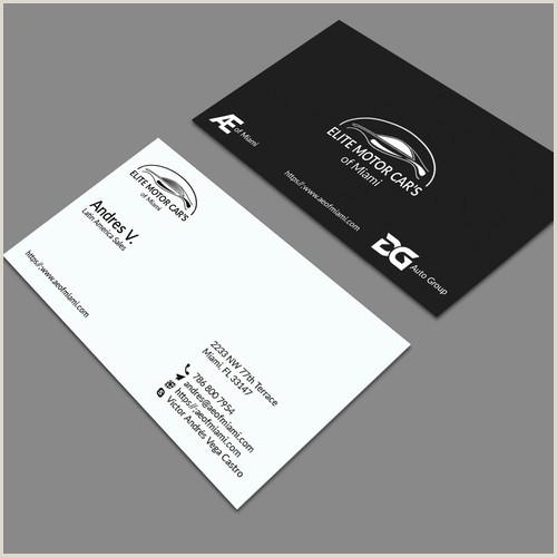 Best Business Cards For Car Salesman Car Dealership Business Cards Needed