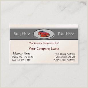 Best Business Cards For Car Salesman Car Salesman Business Cards Business Card Printing
