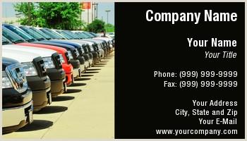 Best Business Cards For Car Salesman Salesman Business Cards