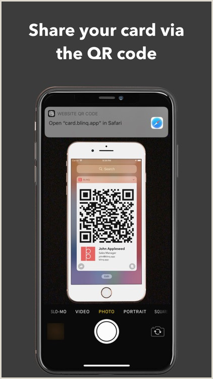 Best Business Cards For College Students Blinq Digital Business Cards By Rabbl Pty Ltd