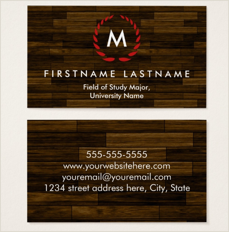 Best Business Cards For College Students Free 12 Examples Of Student Business Cards In Publisher
