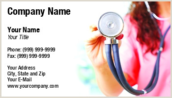 Best Business Cards For Doctor Doctor Business Cards