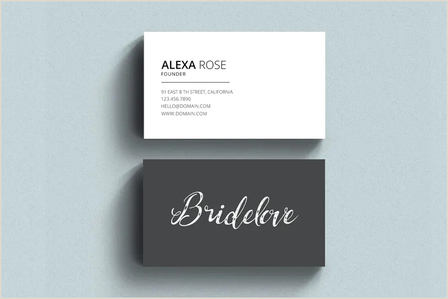 Best Business Cards For Ecommerce 5 Of The Best E Merce Business Card Designs [with Templates]