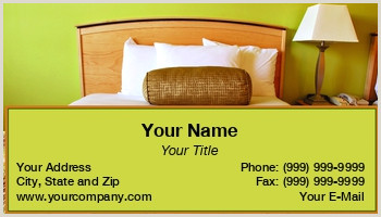 Best Business Cards For.hotels Hotel And Motel Business Cards