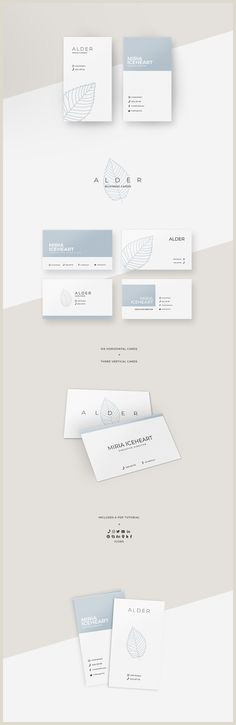 Best Business Cards For Job Seekers 30 Business Card Ideas
