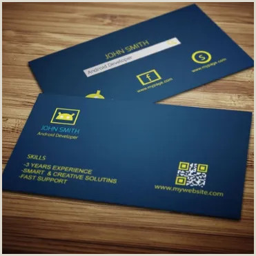 Best Business Cards For Job Seekers 📇 Why Job Seekers Do Need Business Cards