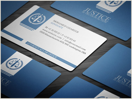 Best Business Cards For Meditors Attorneys 30 Must See Lawyer Business Card Designs