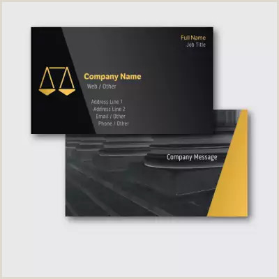 Best Business Cards For Meditors Attorneys Top 25 Professional Lawyer Business Cards Tips & Examples