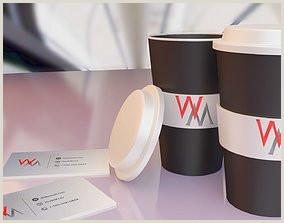 Best Business Cards For Models Free Business Card 3d Models
