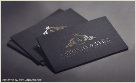 Best Business Cards For New Business 46 Best Ideas For Photography Business Cards Design Ideas