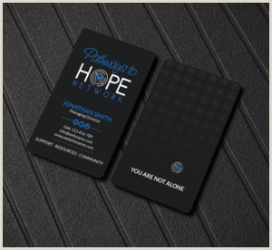 Best Business Cards For Nonprofit Non Profit Business Cards