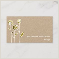 Best Business Cards for Pencil Artist 200 Craft Artist Business Cards Ideas In 2020