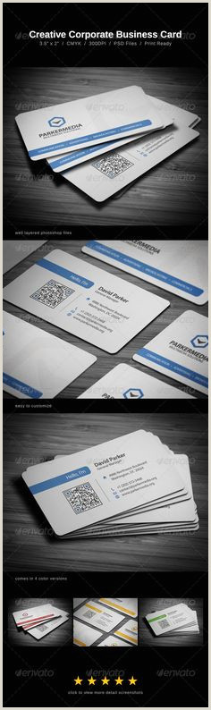 Best Business Cards For Personal Use 20 Top Amazing And Professional Business Card Templates