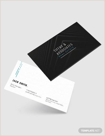 Best Business Cards For Real Estate Birddogs Free 25 Real Estate Business Card Templates In Psd