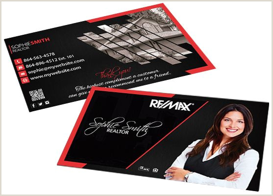 Best Business Cards For Realtors Online Remax Business Cards 26