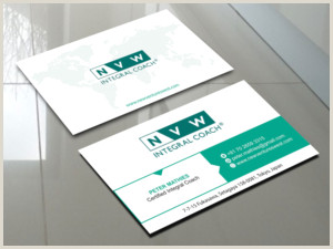 Best Business Cards For Self Employed Simple Business Cards For Self Employed Coach