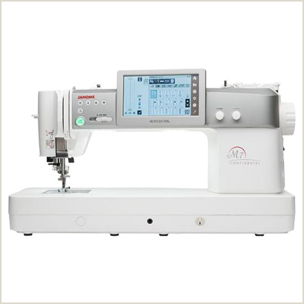 Best Business Cards For Sewing Machine Repir Janome Continental M7 Professional Now Available At Moore S