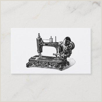 Best Business Cards For Sewing Machine Repir Sewing Machines Business Cards