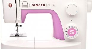 Best Business Cards for Sewing Machine Repir Singer Simple 3223 Electric Sewing Machine 23 Built In Stitches Portable Item