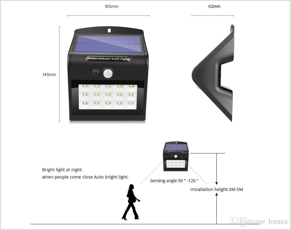 Best Business Cards For Solar 2020 Solar Light Outdoor Lighting Waterproof Solar Panel Led Lamp Pir Motion Sensor Energy Saving Light Emergency Bulb Battery From Lotmix