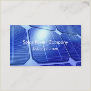 Best Business Cards for solar solar Business Cards Business Card Printing